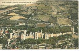 43673     Chinon  Les Grands Chateaux Des Bords De Loire - Chinon