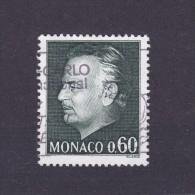 TIMBRE MONACO OBLITERE 992 - Gebraucht
