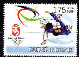 GUINEE  BISSAU   N°   * *  Jo 2008  Judo - Judo