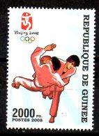 GUINEE    N°   * *  Jo   2008   Judo - Judo