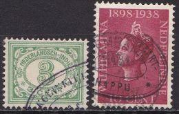 Ned. Indië: Scheepsstempels K.P.M. Op NVPH 106 - 236 - Indes Néerlandaises