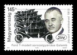Hungary 2013 Mih. 5597 Automobile Ford T MNH ** - Hungría