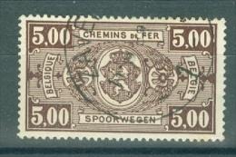 """BELGIE - OBP Nr TR 211 - Cachet """"ZAVENTEM 1"""" - (ref. VL-5671) - (cachet Verso) - Ferrocarril"""