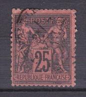 SAGE N° 91 - 1876-1898 Sage (Type II)