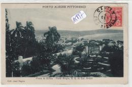 CPA -  Brésil -  Porto Alegre ( Pittoresco) - Praia De Bellas - Porto Alegre