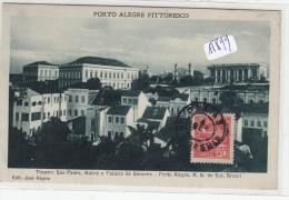 CPA -  Brésil -  Porto Alegre ( Pittoresco) - Divers Bâtiments - Porto Alegre