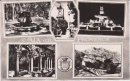 Bouches Du  Rhône :  AIX  En   PROVENCE    : Vues - Aix En Provence