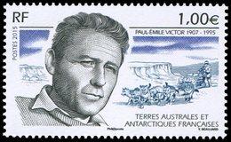 T.A.A.F. // F.S.A.T. 2015 - Paul-Emile Victor  - 1 Val Neufs // Mnh - Terre Australi E Antartiche Francesi (TAAF)