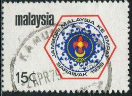 MY0455 Malaysia 1978 Boy scout 1v USED