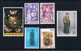 Belgien Kleines Lot Christliche Motive ** - Sammlungen