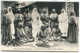 - OUGANDA - VILLA MARYA - Les Premières Soeurs Indigènes Et Leurs Maîtresses, Non écrite, TTBE, Scans.. - Uganda
