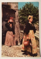 Costumi D'Abruzzo Scanno Portatrice D'Acqua Viaggiata F.g. - Costumes