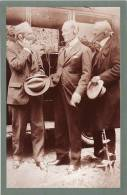 Postcard Guglielmo Marconi Listens In Radio Telegraph Inventor Nostalgia - Famous People