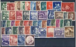 Deutsches Reich Mi No. 762 - 810 ** postfrisch Jahrgang 1941 komplett