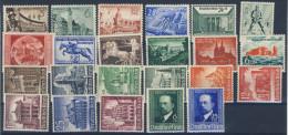 Deutsches Reich Mi No. 739 - 761 ** postfrisch Jahrgang 1940 komplett