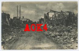 62 CHERISY Arras Ruines 1917 Cojeul Sensée Croisilles Wancourt Vis Artois Chevrysy - France