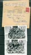 Lot De 40 Lac, Correspondances D'un Soldat Français 1960/1962, Quelques Lettres Avec Cachets AFN  Aoa20 - Marcophilie (Lettres)