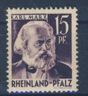 Rheinland Pfalz Nr. 5 v w I ** postfrisch