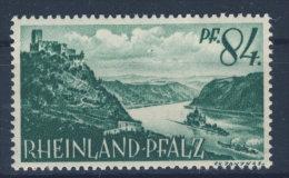 Rheinland Pfalz Nr. 14 y w ** postfrisch