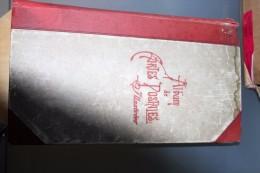 Ancien Album Contenant 228 Cpa  Toute La France - 100 - 499 Postcards