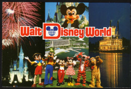 Walt Disney World - Mickey Mouse - Gelaufen - Disneyland