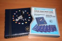 Leuchtturm / Lighthouse Euro-muntenalbum / Album Pour Pièces Euro - Matériel