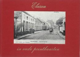 Ekeren In Oude Prentkaarten 116blz Ed.1972 Europese Bibliotheek - Antwerpen