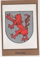 Sammelbild Garnsee Gardeja Kurmark Grenzmark Wappenschau Wappen Schau Serie 2 Bild 10 Garbaty Zigarettenfabrik Berlin - Cigarette Cards