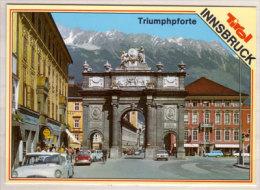 Innsbruck , Triumphpforte - Innsbruck