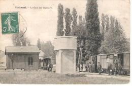 41 - MOLINEUF : LA GARE DES TRAMWAYS . - France