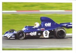 Jackie Stewart  -  Tyrrell 006 F1   -    Carte Postale - Grand Prix / F1