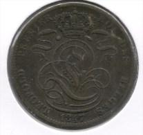 LEOPOLD I * 5 Centiem 1847   Met Punt * Prachtig * Nr 7178 - 1831-1865: Léopold I