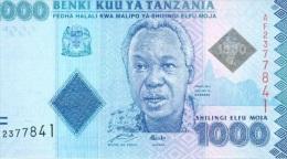 1 000 Shillingi NEUF - Tanzania
