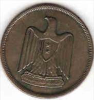 Egypt - Aegypten 10 Milliemes 1960 - Aegypten