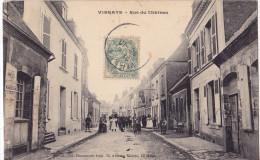 VIBRAYE - Rue Du Château. - Vibraye