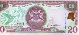 20 Dollars 2006 NEUF - Trinidad & Tobago