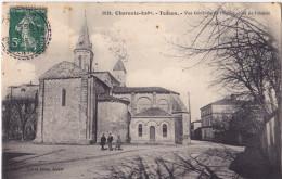 TESSON - Vue Générale De L'église. - Autres Communes