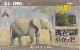 Nederland Phonecard   Elefant Éléphant - Jungle