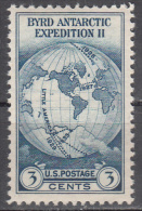 United States    Scott No.  733      Mnh   Year  1933 - Ungebraucht