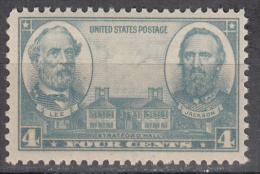 United States    Scott No.  788    Mnh   Year  1936 - Unused Stamps