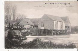 LE MANS 1 LE MOULIN DE L'EPAU (DEMOLI) - Le Mans