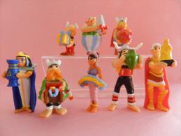 Serie Complete KINDER ASTERIX  50 Ans - Asterix & Obelix