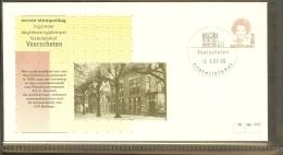 1991 - Nederland Filatelieloket Stempel FLS 202 - Voorschoten [A89_052] - Marcophilie