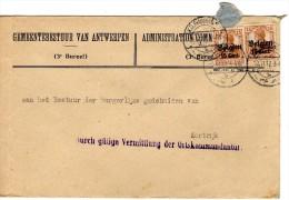Van Antwerpen Naar Kortrijk 1917 - Other