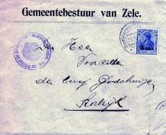 Van Zele Naar Kortrijk 1917 - Other