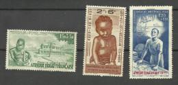 A.E.F Poste Aérienne N°10,11,13 - Autres
