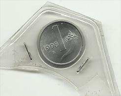 1998 - Italia 1 Lira - Da Divisionale - 1946-… : Repubblica