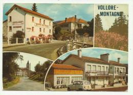 VOLLORE-MONTAGNE - MULTIVUES - HOTEL DU PONT - France