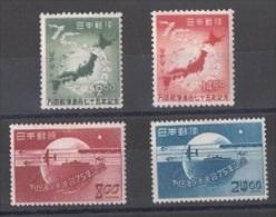 JAP 55 - JAPON N� 429/32 neufs** U.P.U.