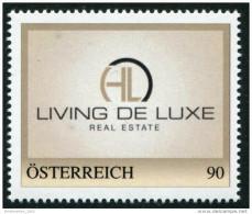ÖSTERREICH / PM Nr. 8110626 / LIVING DE LUXE / 90 Cent / Postfrisch / MNH / **